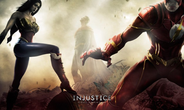 Injustice: Gods Among Us release date set
