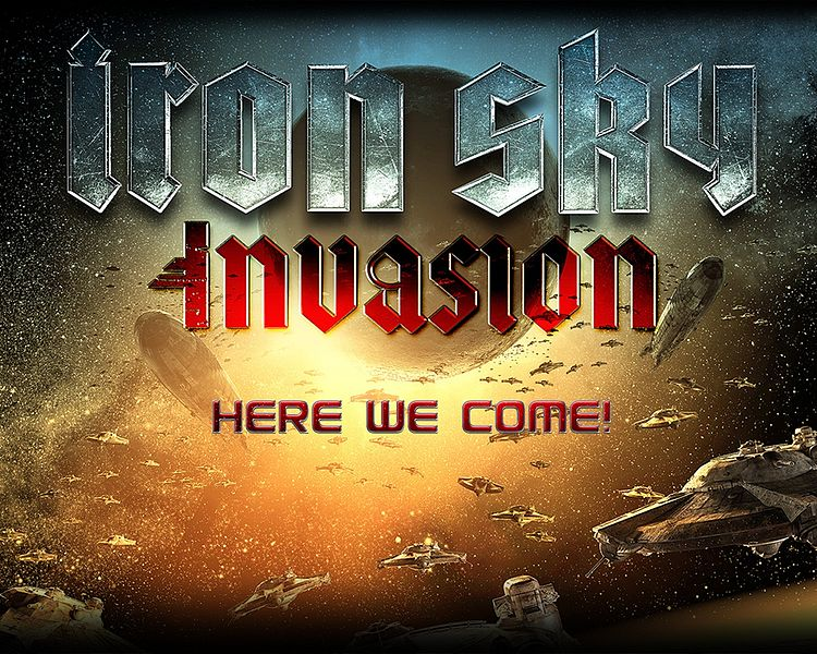 TopWare Interactive releases Iron Sky: Invasion on iOS