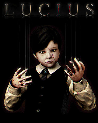 Child horror adventure Lucius released