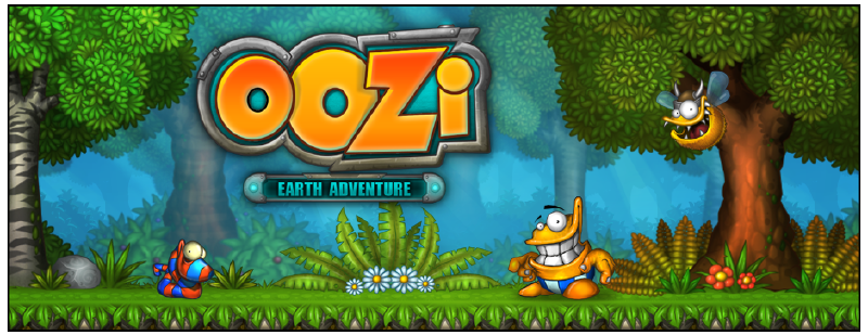 Indie 2D platformer Oozi: Earth Adventure released on PC