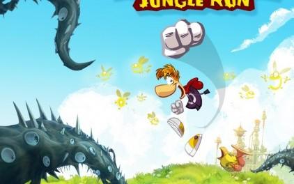Rayman Jungle Run hits the App Store