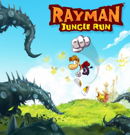 Rayman Jungle Run hits the App Store