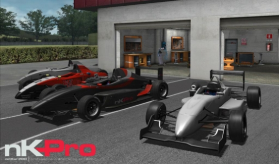 Hardcore sim nKPro Racing coming October 2012