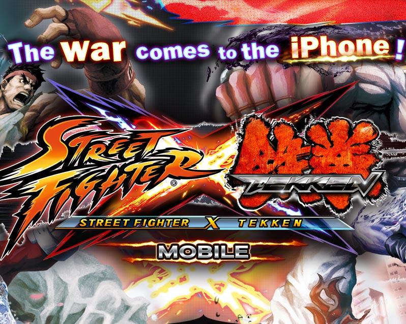 Street Fighter x Tekken Mobile released