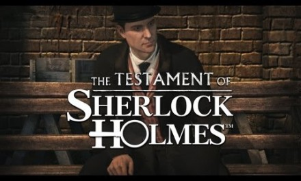 The Testament of Sherlock Holmes now available for pre-purchase