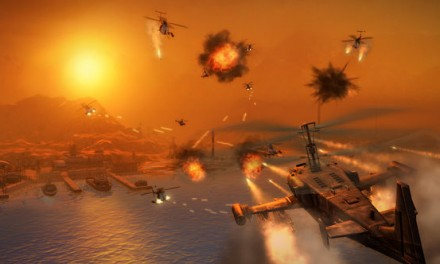 Ubisoft announces Thunder Wolves, a helicopter shooter for the PC, PS3, Xbox 360