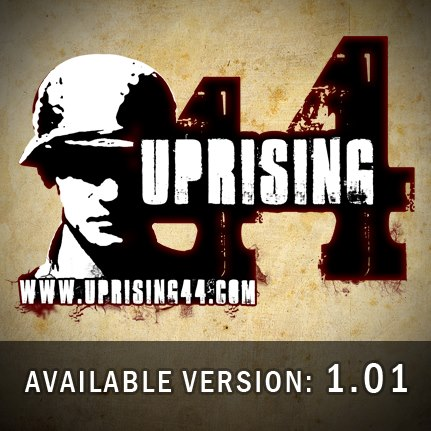 Uprising 44: The Silent Shadows now available