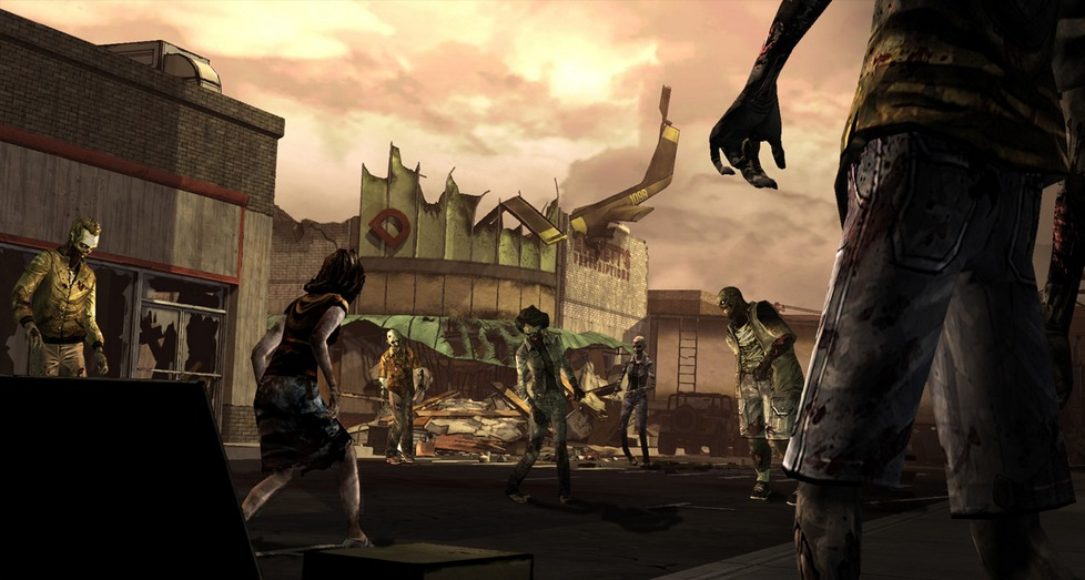 Walking Dead: Long Road Ahead Review