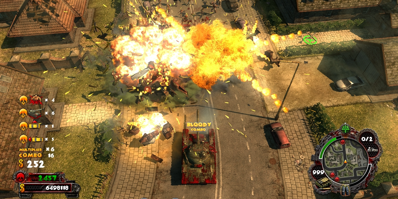 Zombie Driver HD to launch october 17