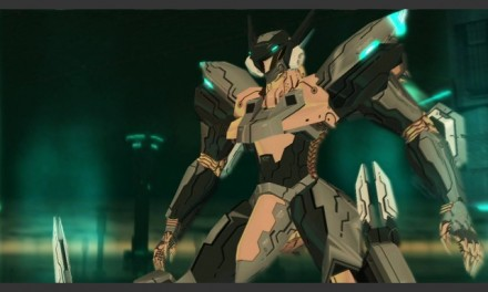 Zone of the Enders HD Collection dated