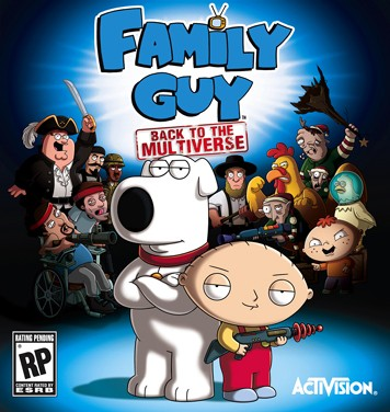 Family Guy: Back to the Multiverse coming November 23rd