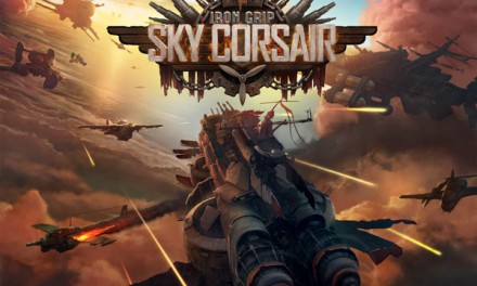 ISOTX announces Iron Grip: Sky Corsair