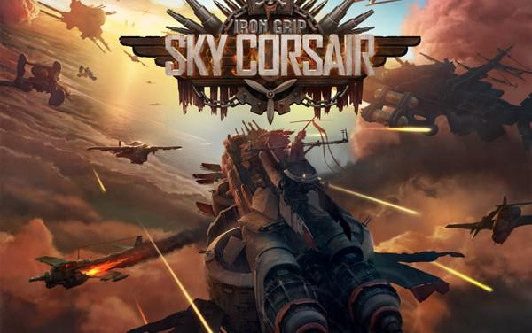 ISOTX announces Iron Grip: Sky Corsair