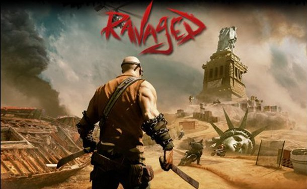 2 Dawn Games' Ravaged released