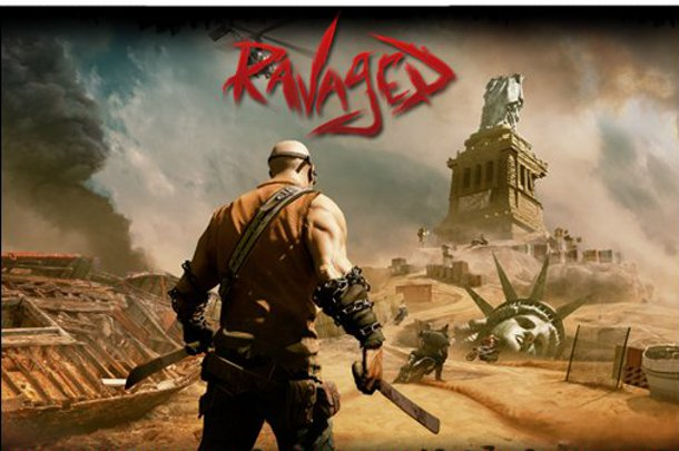 2 Dawn Games' Ravaged released