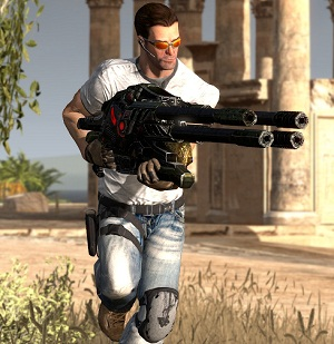 Serious Sam 3: Jewel of the Nile DLC release date announced