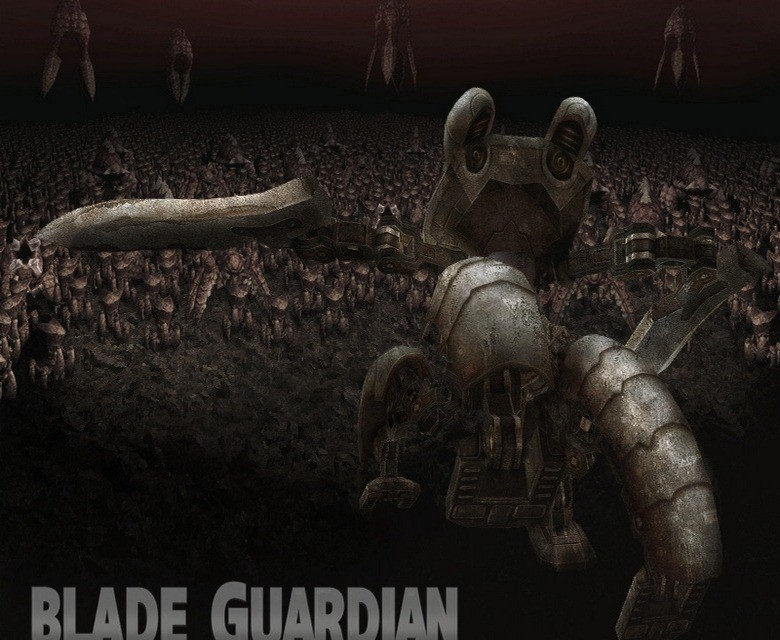Final Fantasy creator's Blade Guardian released on the App Store