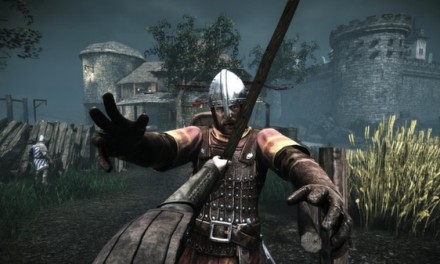Chivalry: Medieval Warfare released on Steam