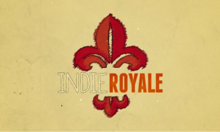 The Indie Royale Stuffing Bundle is now live