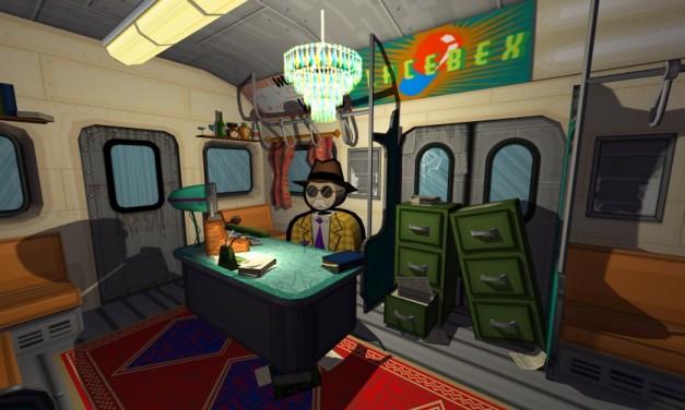 Necrophone Games unveils Jazzpunk