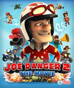 Joe Danger 2: The Movie released on the EU PSN