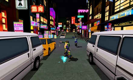 Jet Set Radio HD Review