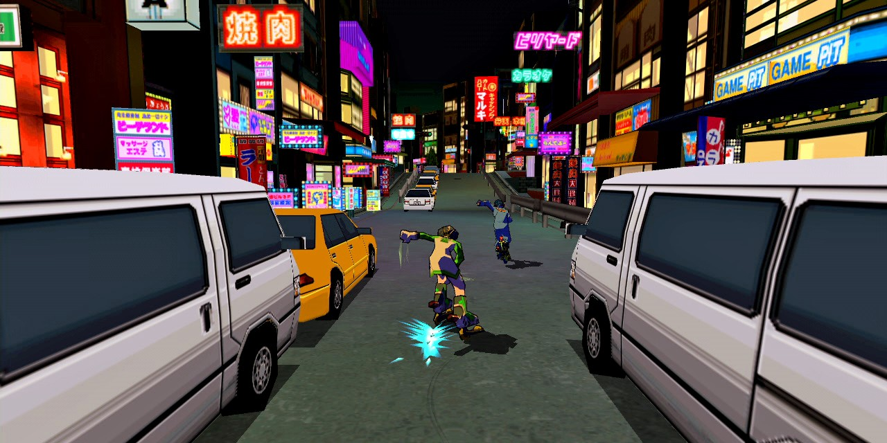 Jet Set Radio iOS, Android and PSVita release dates announced