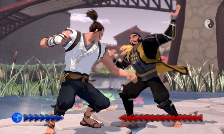 Karateka remake launches on the XBLA tomorrow