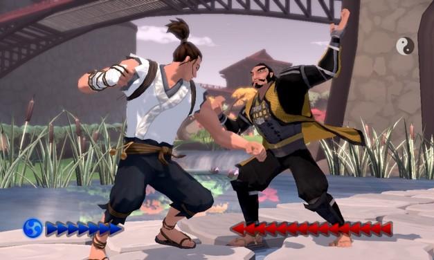 Karateka remake launches on the XBLA tomorrow