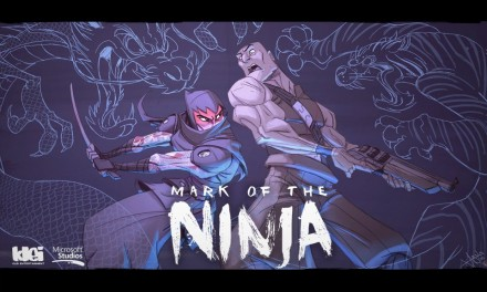 Klei 's Mark of the Ninja now available on Steam