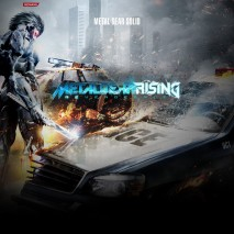 Metal Gear Rising: Revengeance Limited Edition detailed