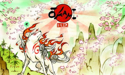 Okami HD launches today on the EU PSN