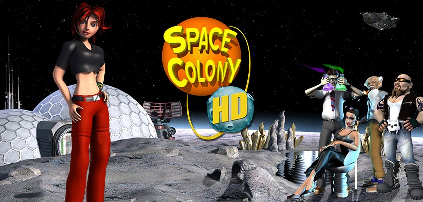 how to play space conoly hd
