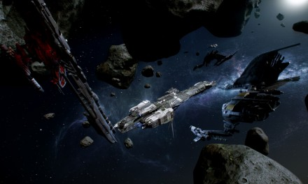 Legendary designer Chris Roberts announces Star Citizen