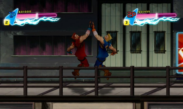 Double Dragon Neon Review