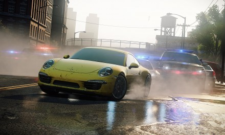 Need for Speed: Most Wanted demo released on PSN and XBLA