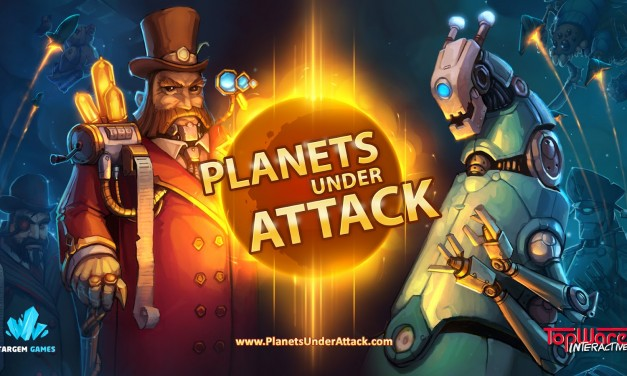 Planets Under Attack out now on XBLA