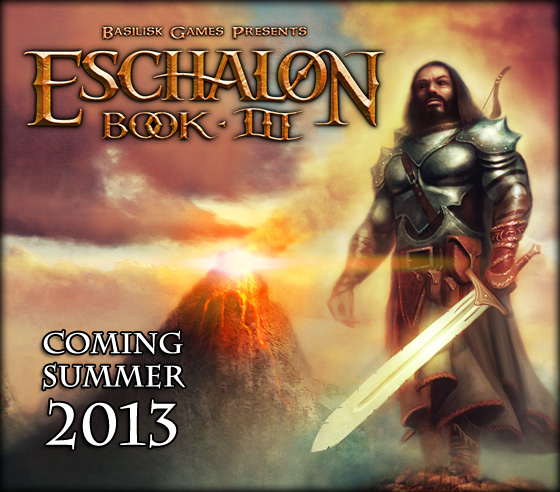 Basilisk Games announces Eschalon: Book III