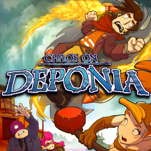 Chaos on Deponia launches on PC today