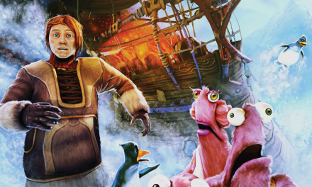 Nordic Games announces The Critter Chronicles