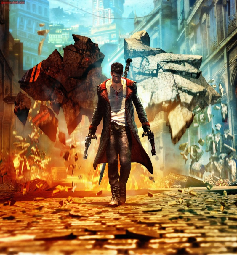 DmC Devil May Cry available for pre-order on Steam