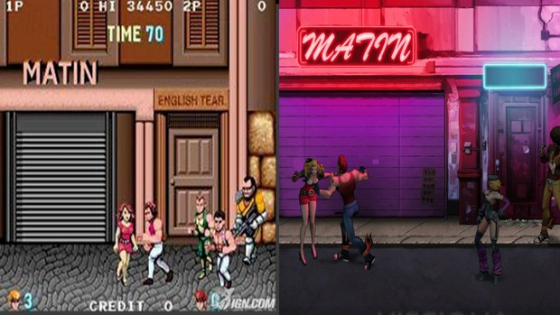 Double Dragon Neon Review Gameconnect