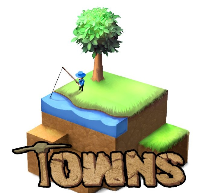 City-Building RPG Towns released on Steam