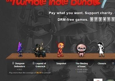 Humble Indie Bundle 7 is live