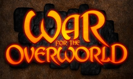 War for the Overworld demo released