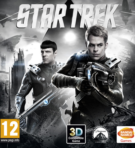 Star Trek The Video Game launching on April 26, 2013