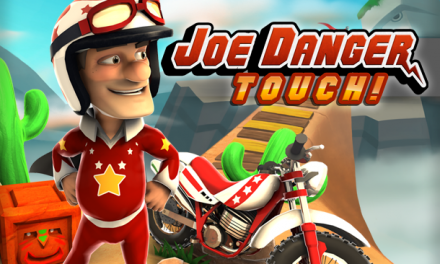 Joe Danger blasting onto the App Store today