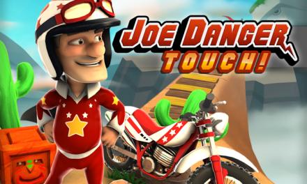 Joe Danger blasting onto the App Store today