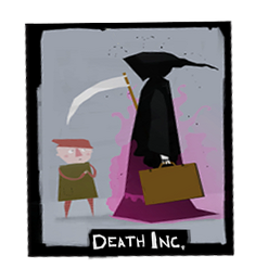 Death Inc. turns to paid alpha model