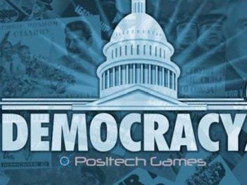 Democracy 3 announced